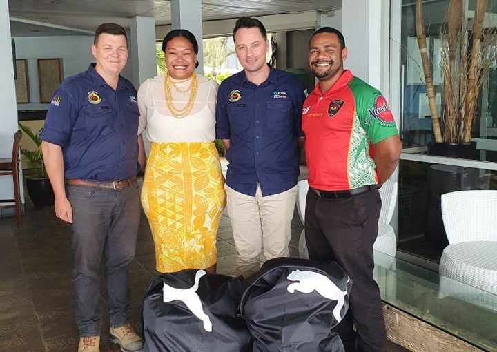 Icon Reeves to sponsor Port Vila and Luganville Nines