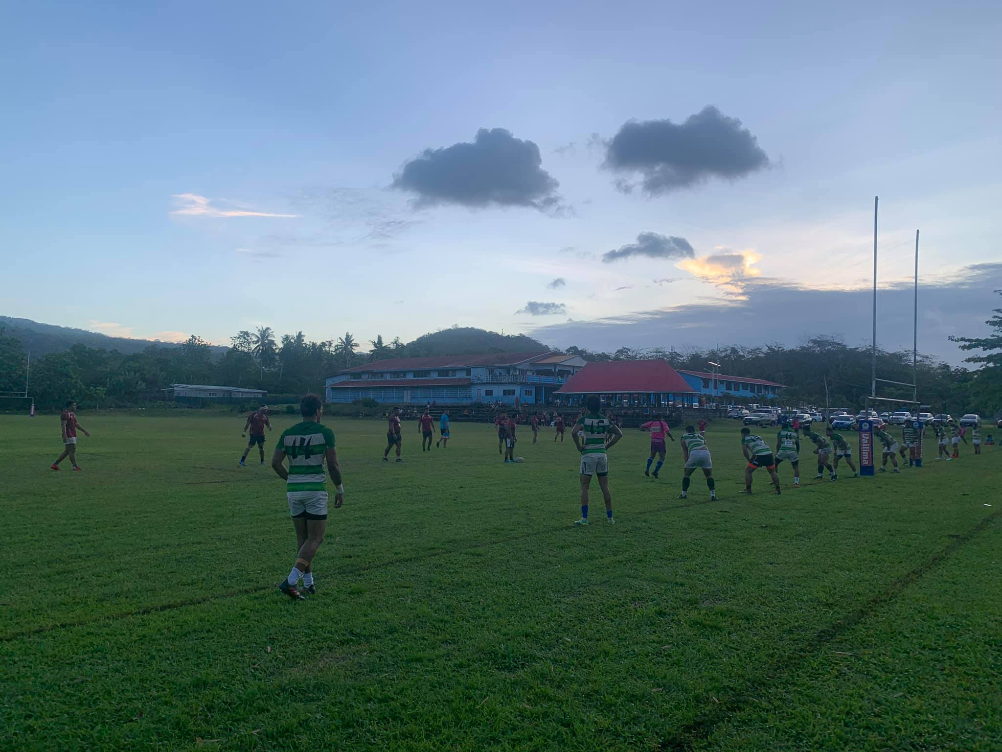 Barracudas and Saints battle it out in round four thriller in Samoan Men's Championship