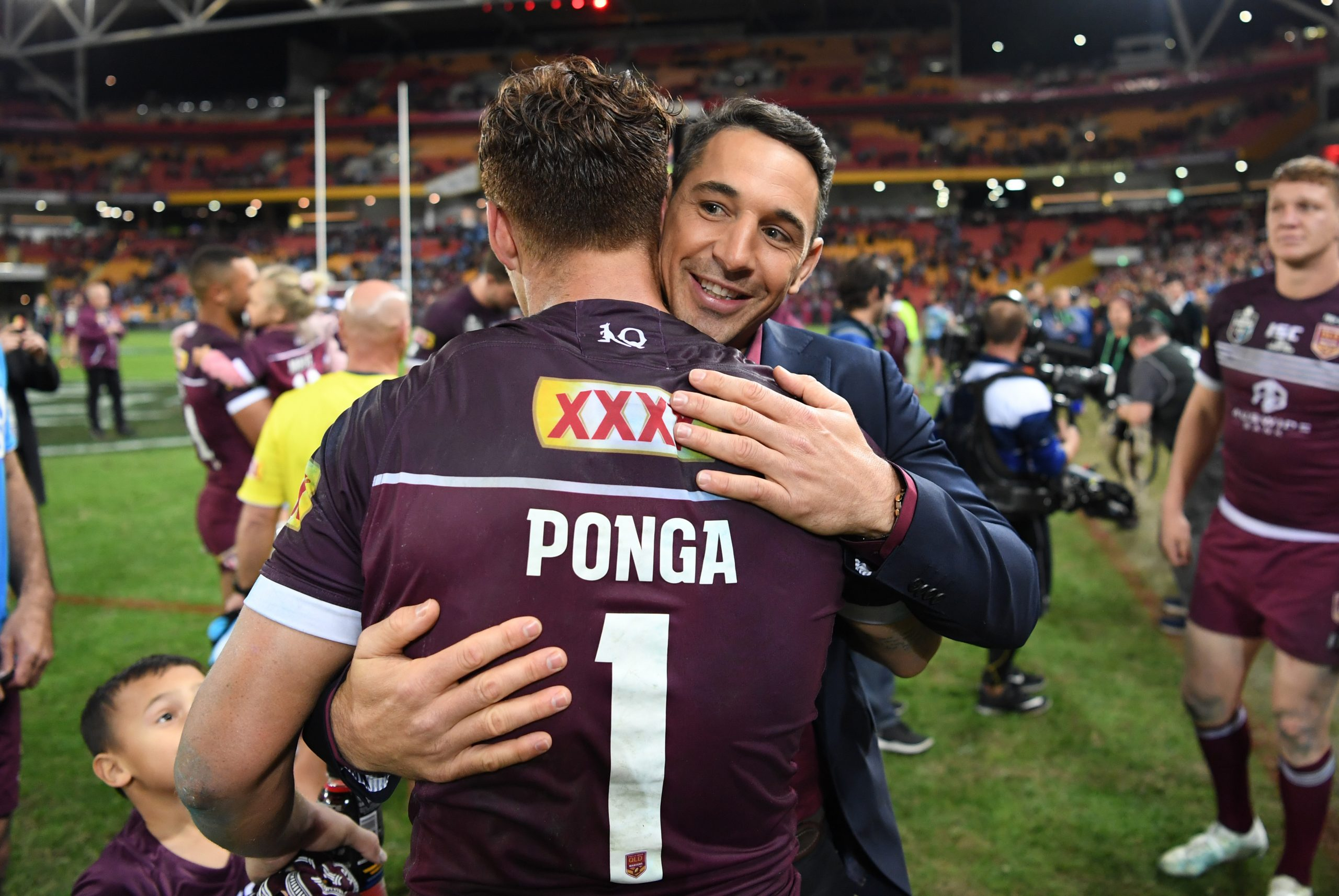 Billy Slater confirmed as new Queensland Maroons coach
