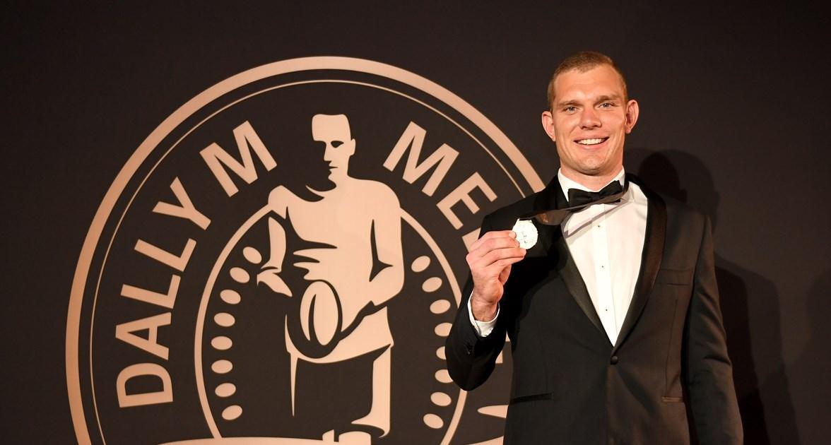 Tom Trbojevic wins 2021 NRL Dally M Medal