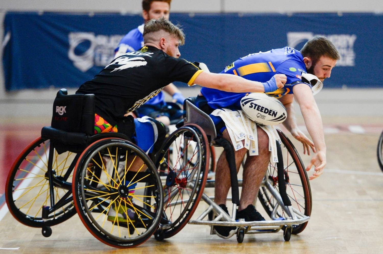 Brasil Rugby League announces wheelchair championship