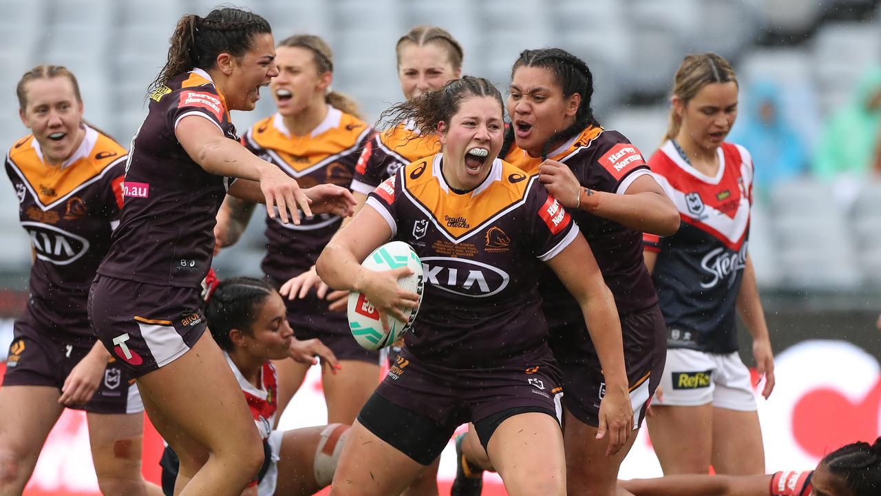 NRLW Telstra Women's Premiership moved to 2022