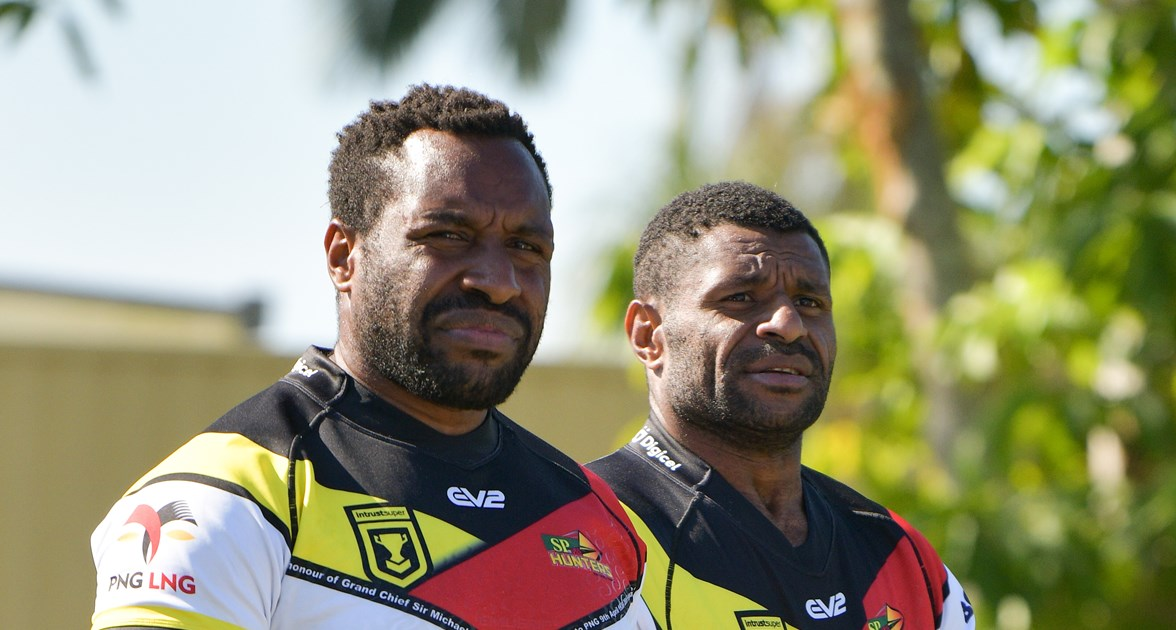 PNG Hunters hold off fast finishing Capras