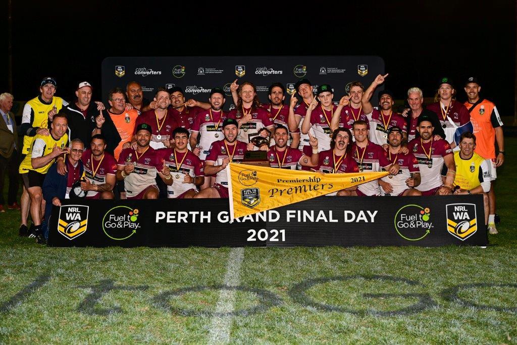 North Beach Sea Eagles soar in overtime NRL WA Men's Grand Final victory