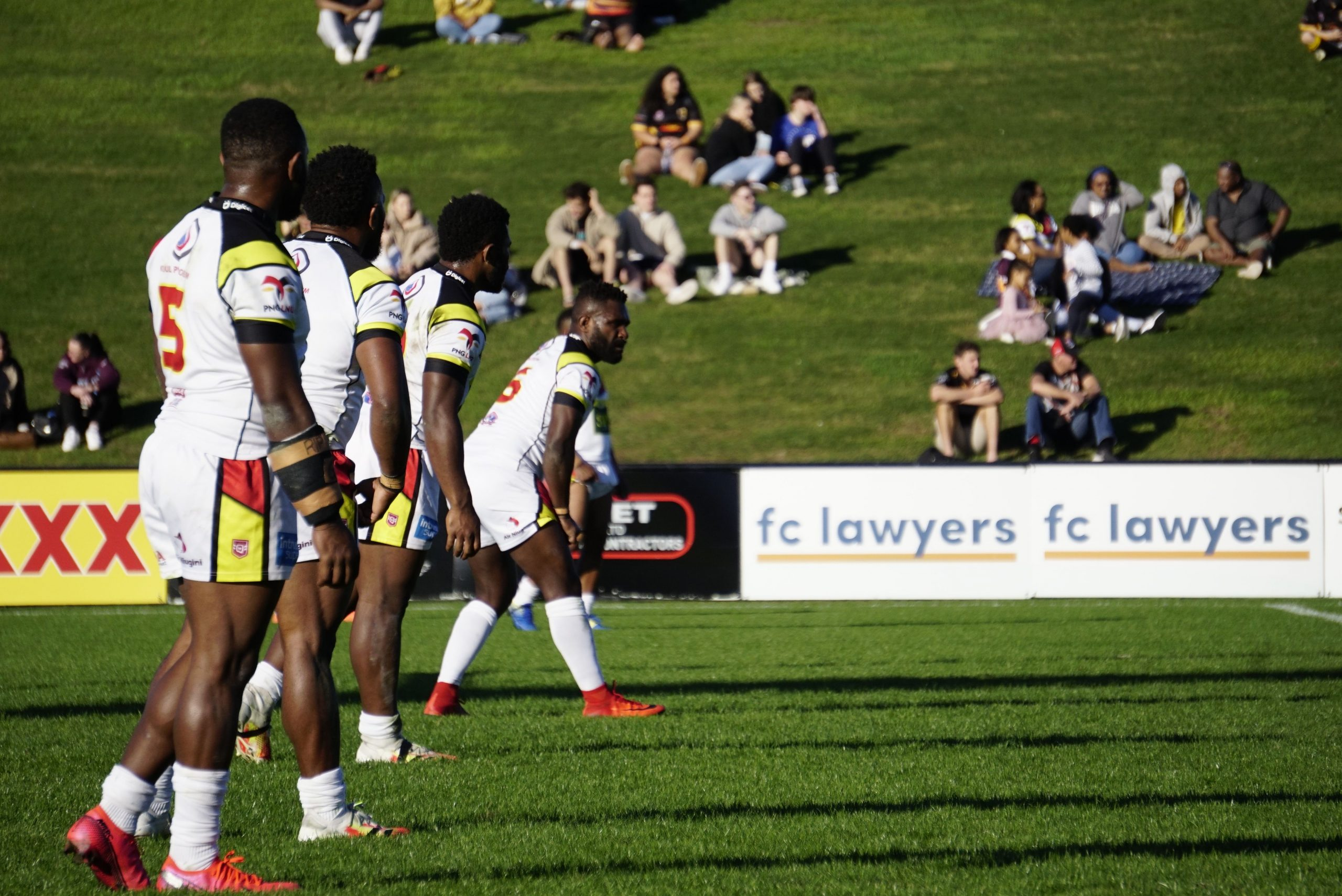 PNG Hunters aim for winning finale for 2021