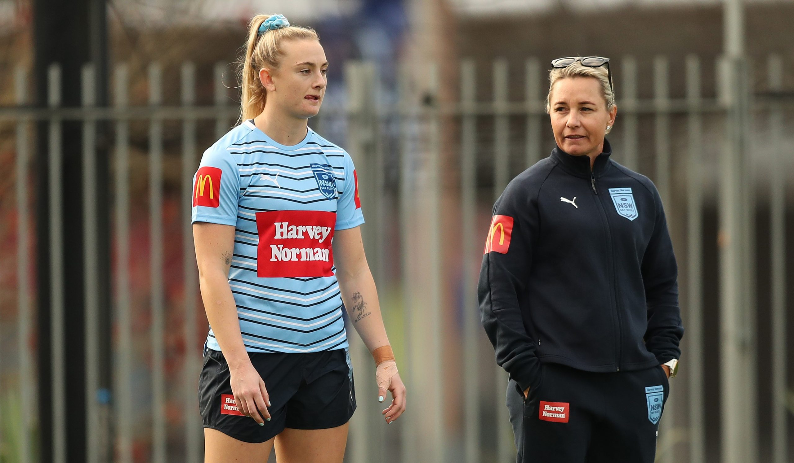 Kylie Hilder reappointed as NSW Sky Blues coach
