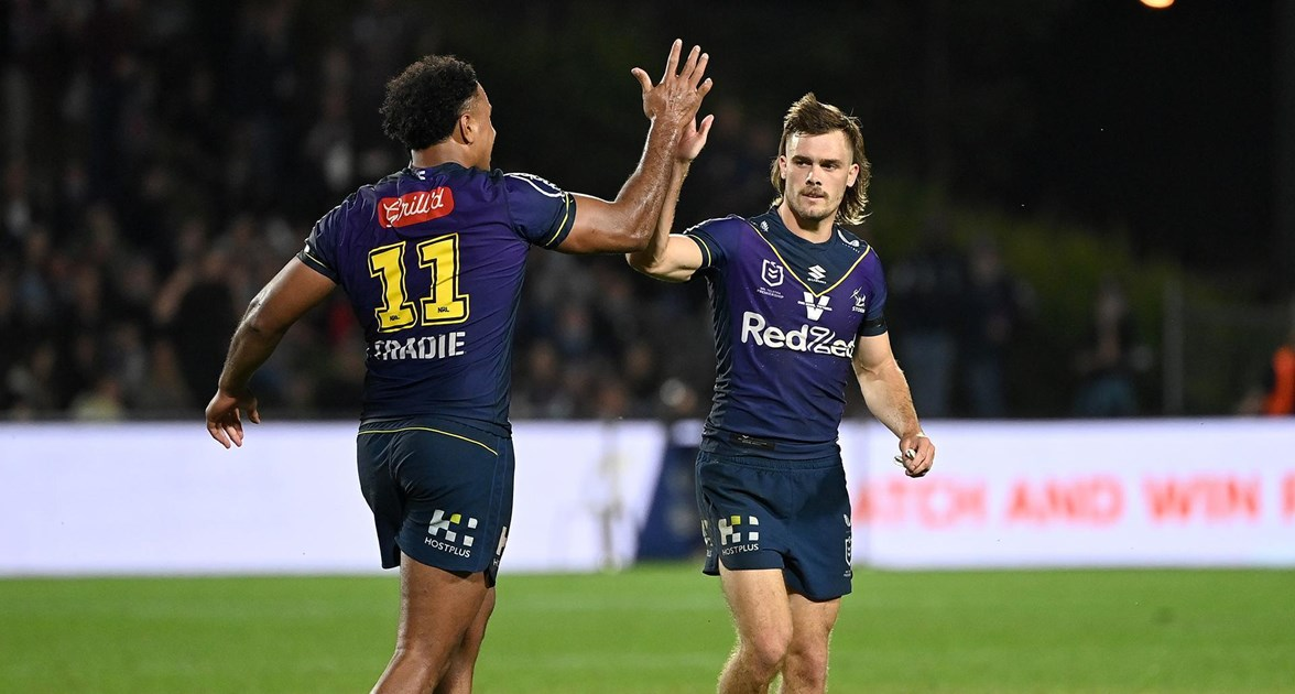 Storm Preliminary Final moved forward