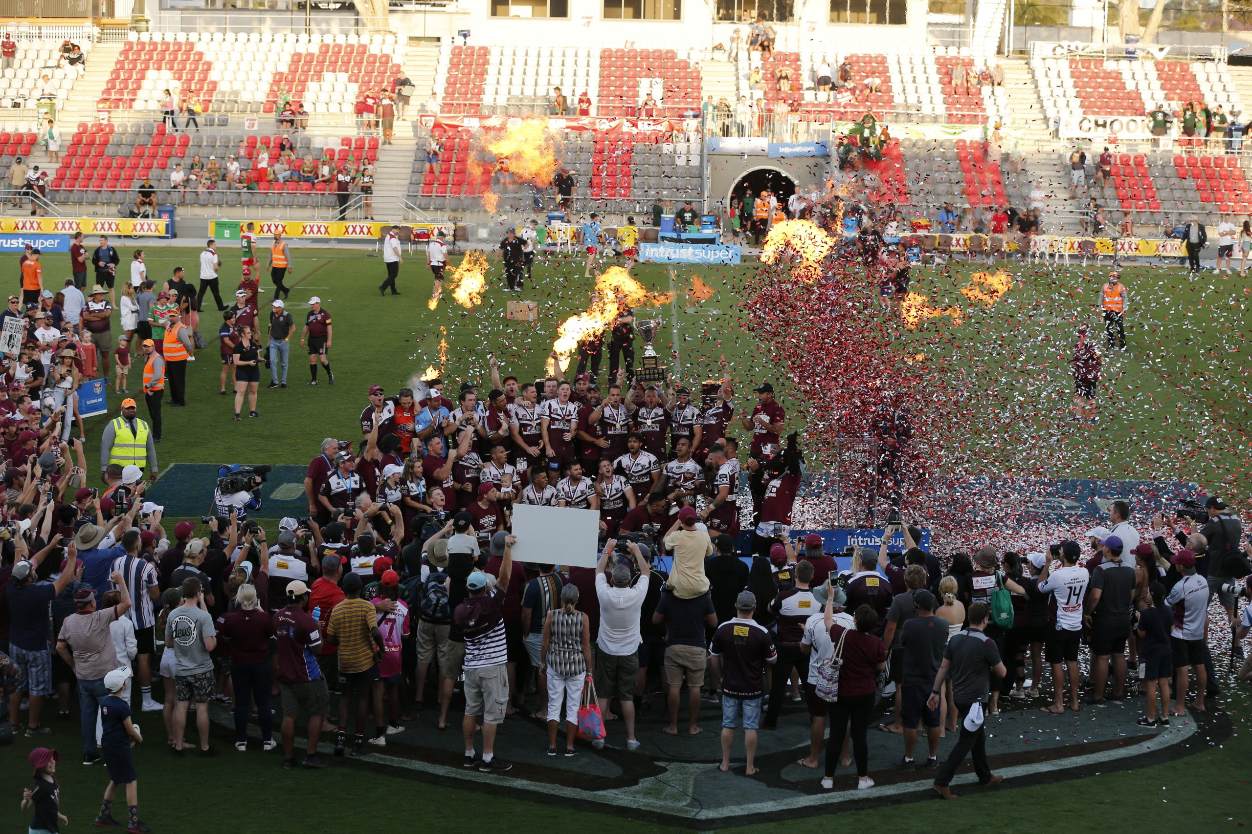 Redcliffe to host 2021 Intrust Super Cup Grand Final Day