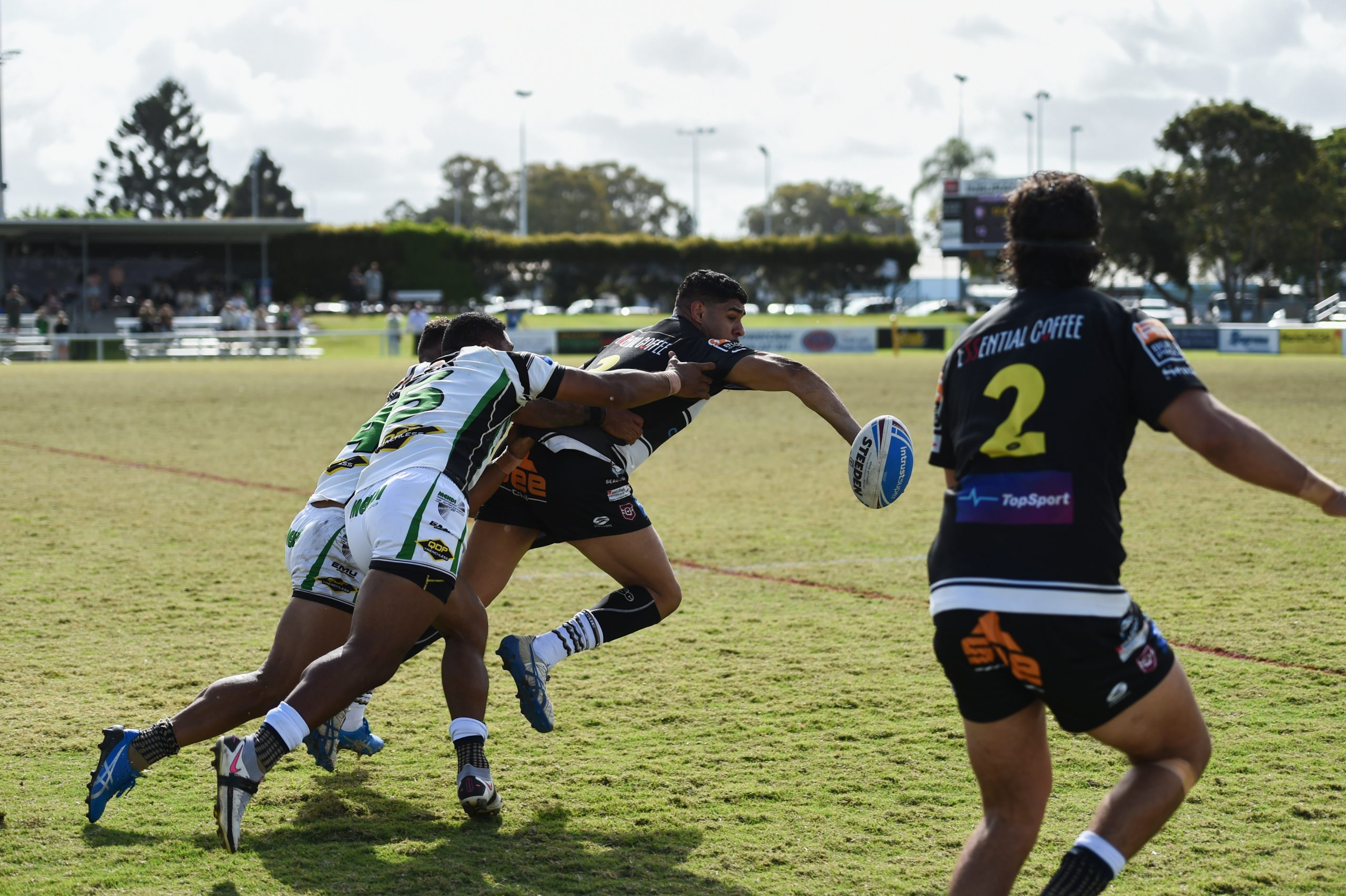 Tweed and Townsville fight it out for a draw