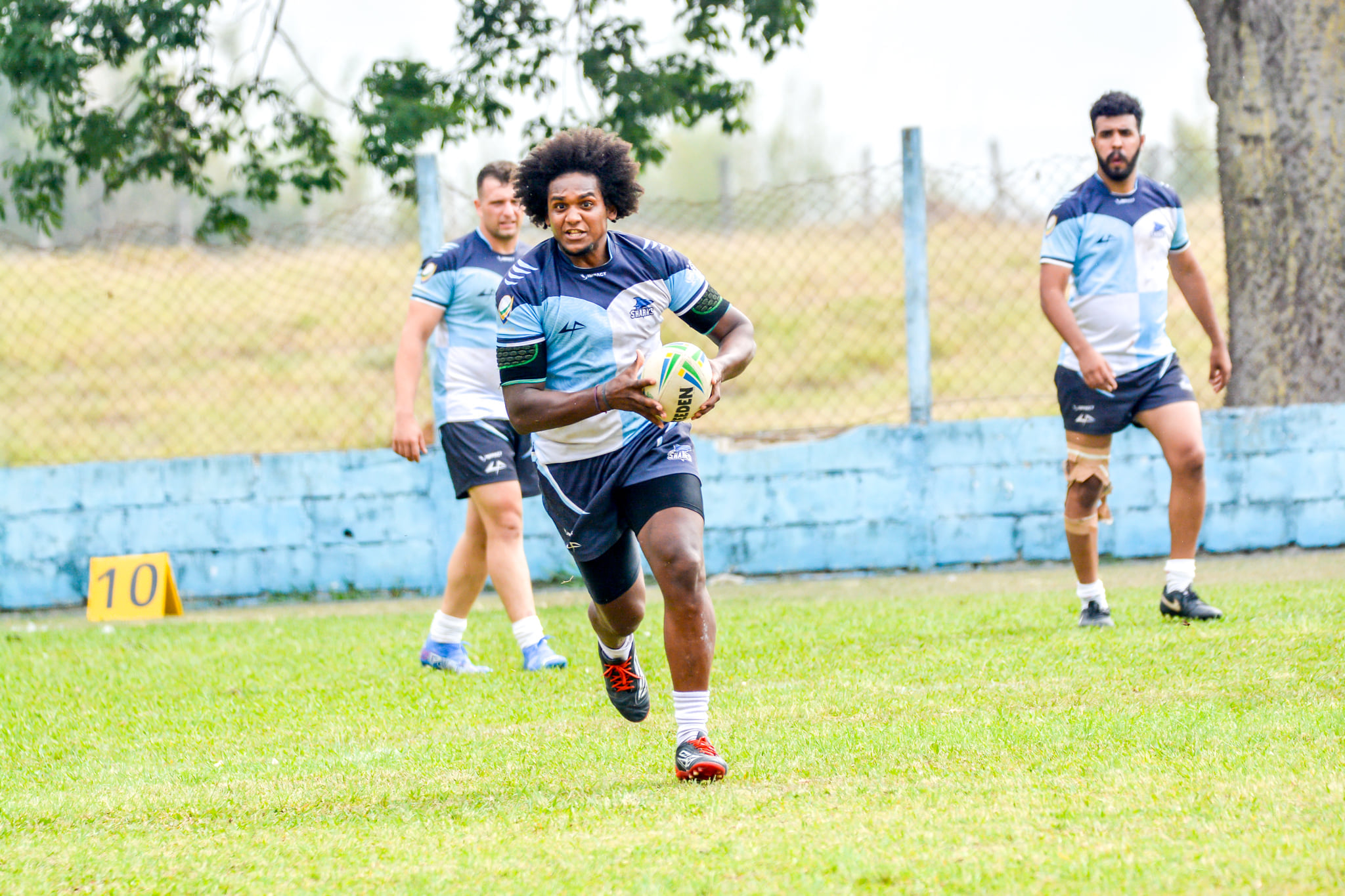 São Paulo kick off their 2021 campaign with large win over Rio Sharks