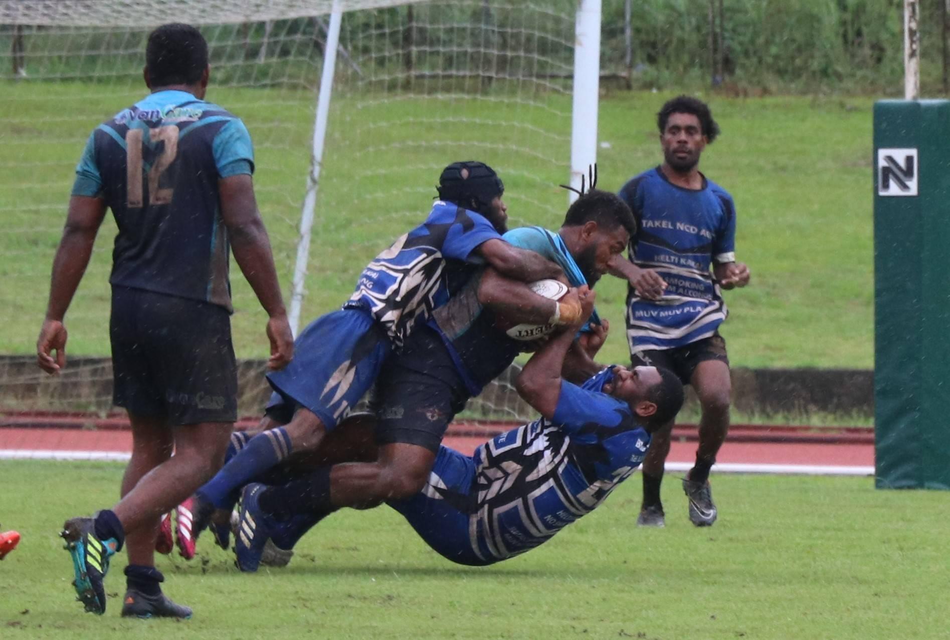 Vanuatu Police and Port Vila Warriors successfully defend Port Vila Nines titles