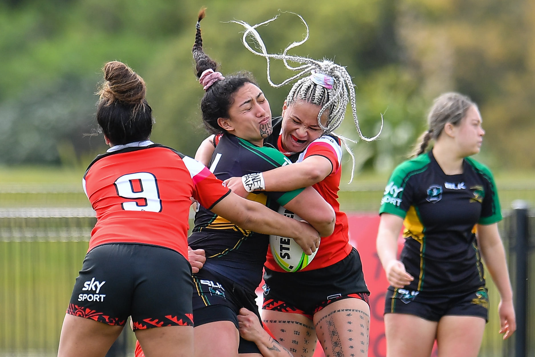 Upper Central and Canterbury kick off 2021 NZ Women's Premiership with wins