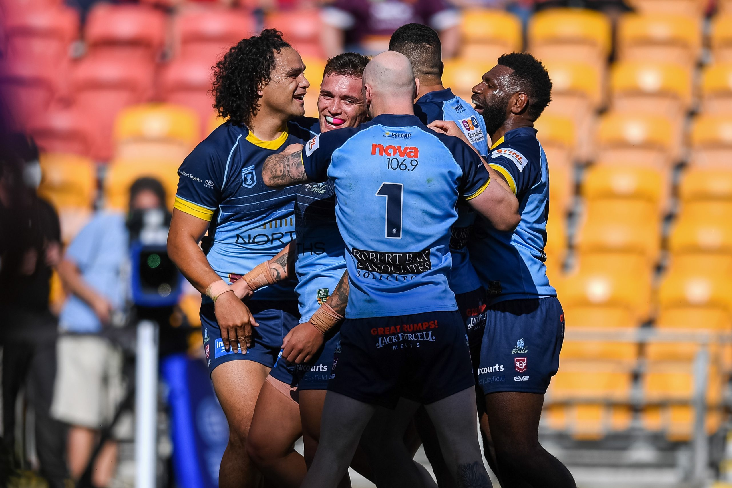 Danny Levi leads Norths Devils to Grand Final