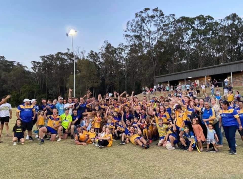 Dayboro Cowboys win Brisbane Open 1 Grand Final