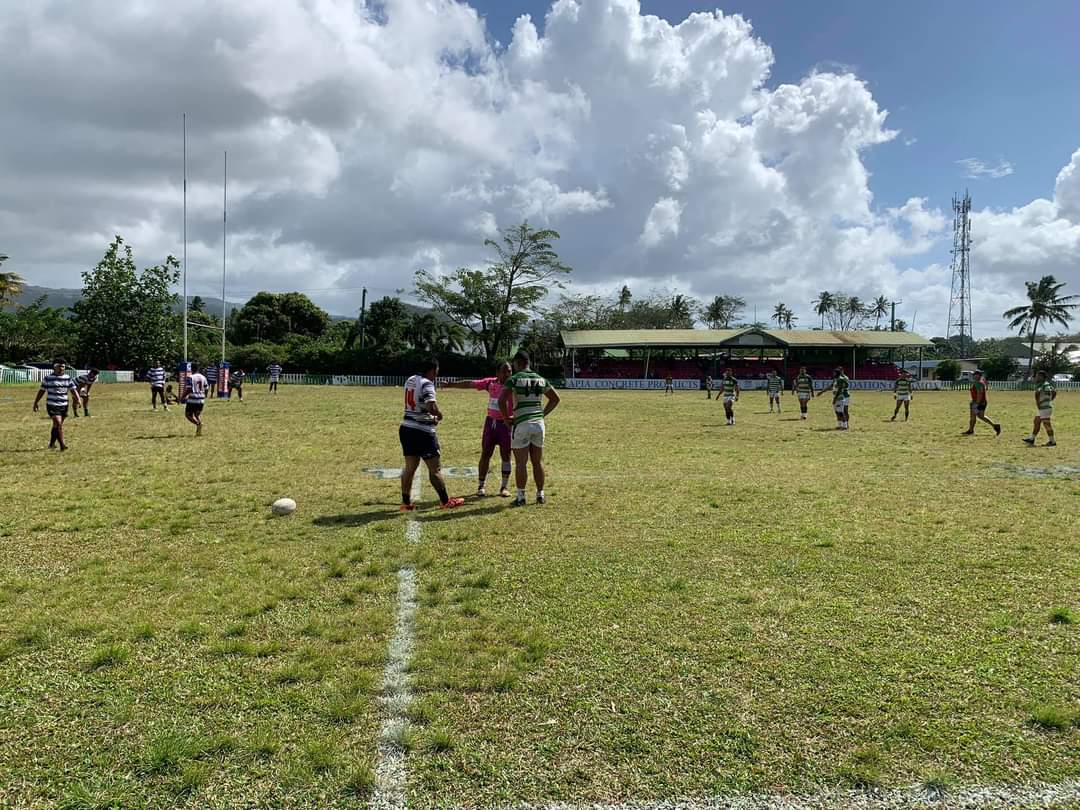 Grand Finalists decided for Samoan Men's & Women's National Championships