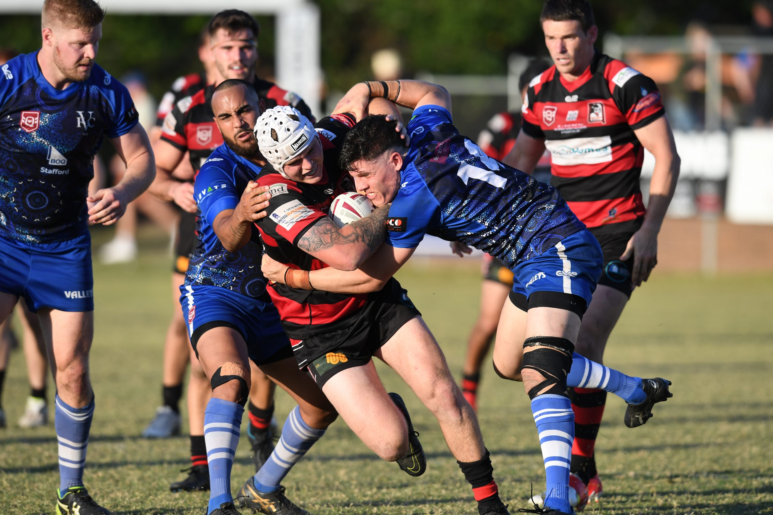 Valley Diehards win Brisbane A-Grade Grand Final